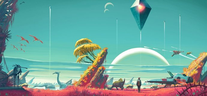 No Mans Sky Review Dead end in the back of beyond