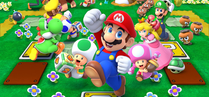Mario Party Star Rush Review
