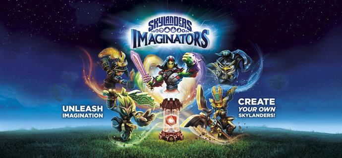 Skylanders Imaginators Review Mind magic