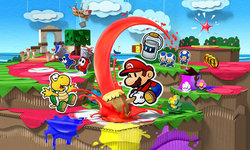Paper Mario: Colour Splash Review