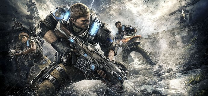 Gears of War 4 Review Fourth Gear  Everybody Plays