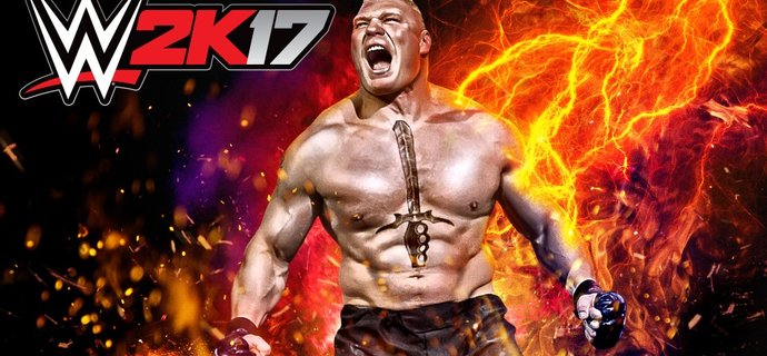 WWE 2K17 Counted out  Everybody Plays