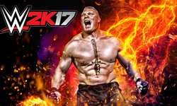 WWE 2K17: Counted out