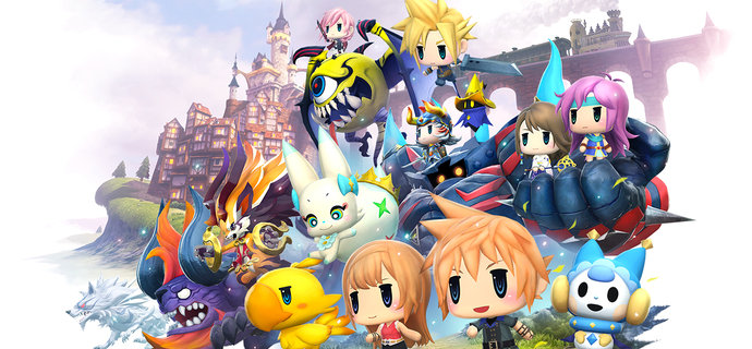 Parents Guide World of Final Fantasy  Age rating mature content and difficulty  Everybody Plays