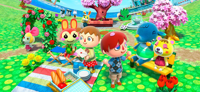 Animal Crossing Puzzle League How to access the hidden mini-games