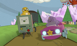 LEGO Dimensions Adventure Time Team Pack Review: Jake, BMO, Lumpy Space Princess and her Lumpy Car