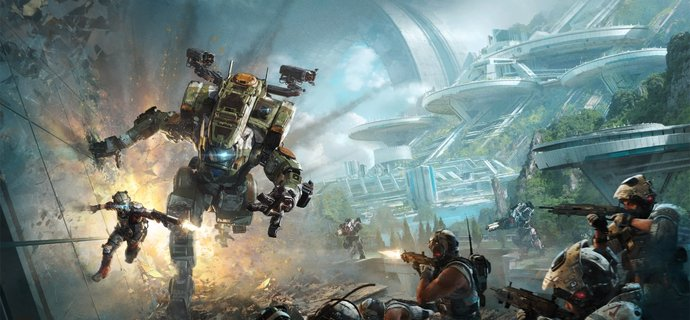 Titanfall 2 Review Clash of the Titans  Everybody Plays