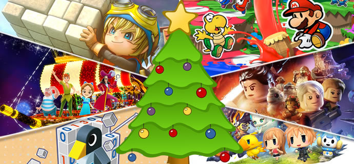 Christmas Family Video Game Gift Guide 2016