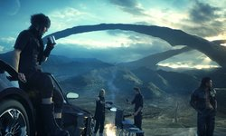 Final Fantasy XV Review: Lads on tour