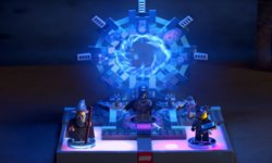 LEGO Dimensions Toy Pad Puzzle Guide: Here's what the glowing portal means