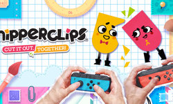 Snipperclips  Previews