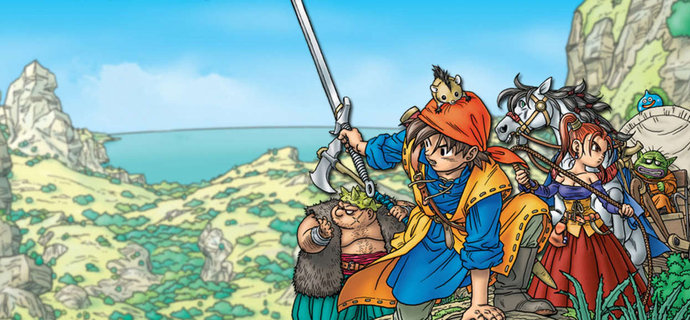 Dragon Quest VIII: Journey of the Cursed King 3DS Review: It's about slime!