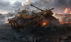 WIN: Premium Sherman Fury and Tiger 131 for World of Tanks Console
