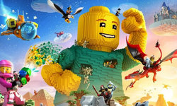 Hands-on with Lego Worlds on console: co-op capers, and brick based discoveries
