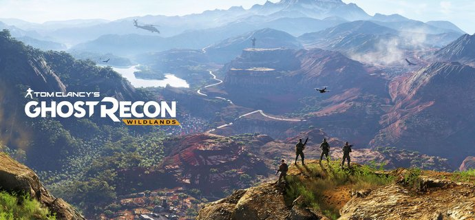 Tom Clancys Ghost Recon Wildlands Review Spec ops in the sky