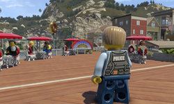 Review: LEGO City Undercover - Co-op, chases, and crazy disguises