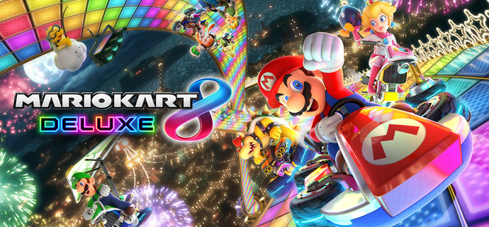 Parent's Guide: Mario Kart 8 Deluxe