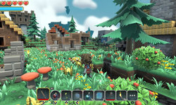 Portal Knights Review: Build, mine, rinse, repeat