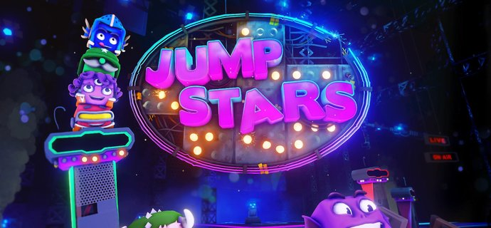 Jump Stars Review Party hard