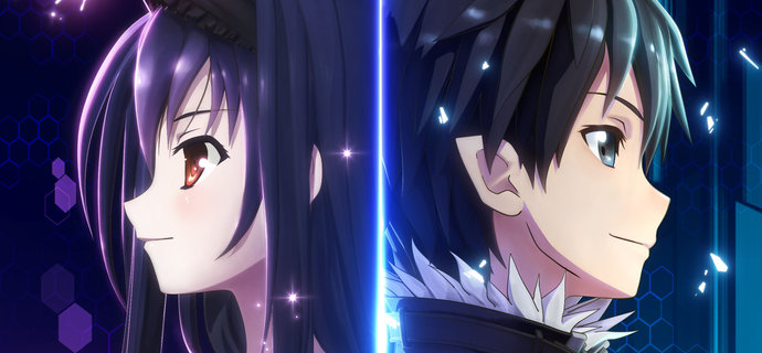 Accel World vs Sword Art Online Review When our powers combine  Everybody Plays