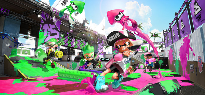 Parents Guide Splatoon 2  Age rating mature content and difficulty  Everybody Plays