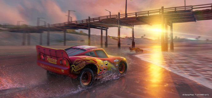 Cars 3 Driven to Win Review Back on track