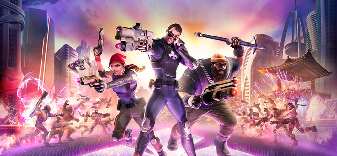 Agents of Mayhem Going against the Saints flow  Everybody Plays