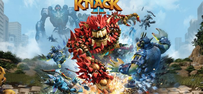 Knack 2 Review  Everybody Plays