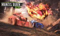 Mantis Burn Racing's Battle Cars DLC adds weapons, creates carnage