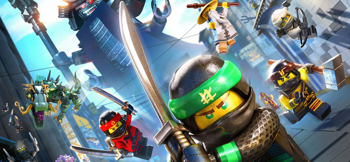 The LEGO Ninjago Movie: Video Game Review | Everybody Plays