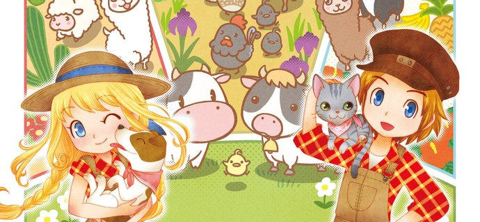 Story of Seasons Trio of Towns Review A Tale of Three Cities  Everybody Plays