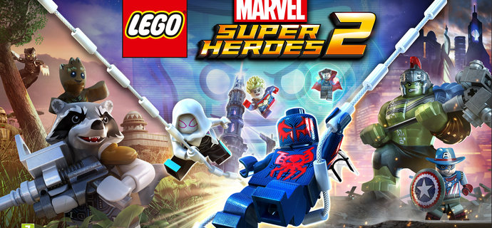 LEGO Marvel Super Heroes 2 Review I am Groot