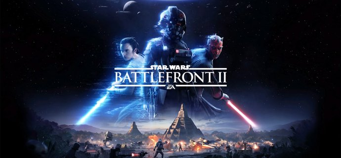 Star Wars Battlefront 2 Review No such thing as luck