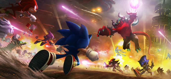 Sonic Forces Review Only who can save mankind