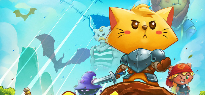 Cat Quest Review Feline good  Everybody Plays