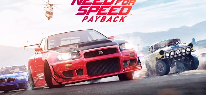 Need for Speed Payback Review Pay is right