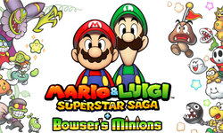 Mario & Luigi: Superstar Saga + Bowser's Minions Review - I HAS CHORTLES!