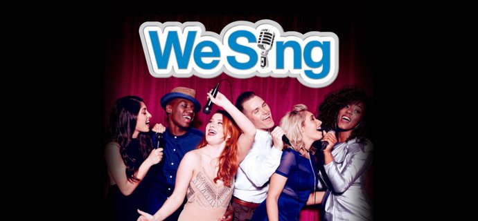 We Sing 2016 PS4 and Xbox One Full song list