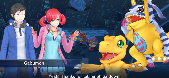 Digimon Story Cyber Sleuth Hackers Memory Review Digimon Digital Monsters