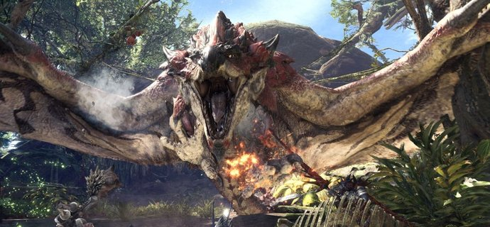 Monster Hunter World Review Big bad beasties  Everybody Plays