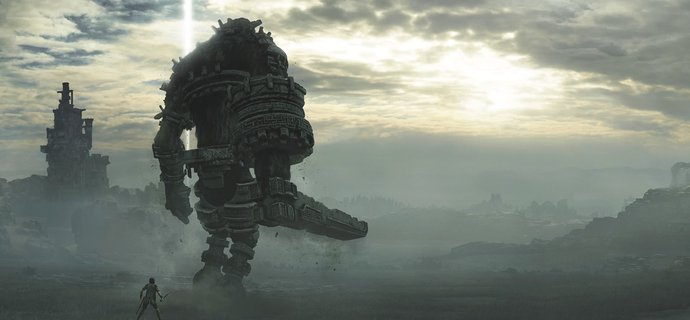 Shadow of the Colossus PS4 Review Standing on the shoulders of giants  Everybody Plays
