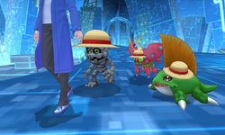 How to earn accessories and hats in Digimon Story: Cyber Sleuth - Hacker's Memory