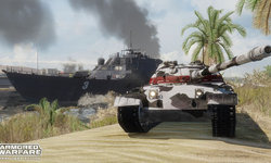 Armored Warfare out now on PS4 - and PS+ owners get a free tank