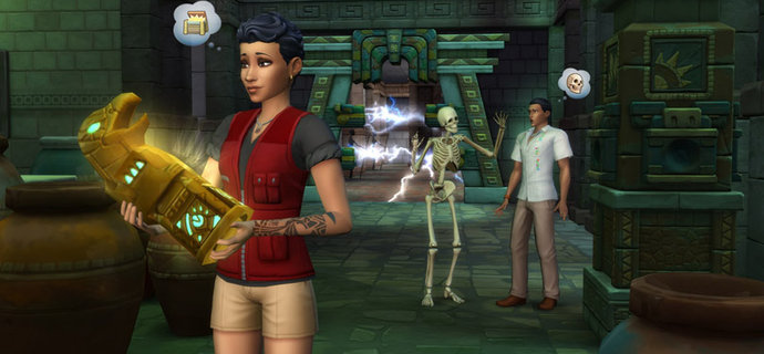 The Sims 4 Jungle Adventure Game Pack Review Welcome to the Jungle