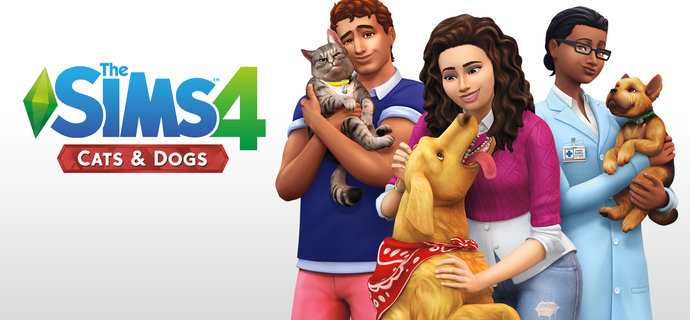 Sims  Xbox One Cats And Dogs Uk