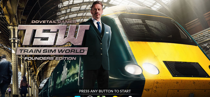 Train Sim World Founders Edition Xbox One Review