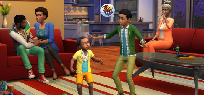 Whats new in The Sims 4 Consoles 105 update on PS4 and Xbox One  Everybody Plays