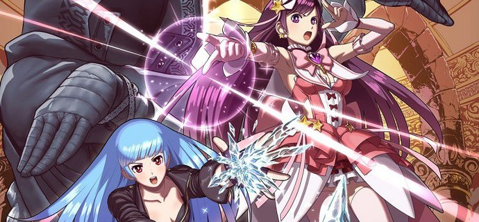 SNK Heroines gets tag team brawls right with local co-op multiplayer