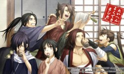 Hakuoki: What's the difference between all the versions?