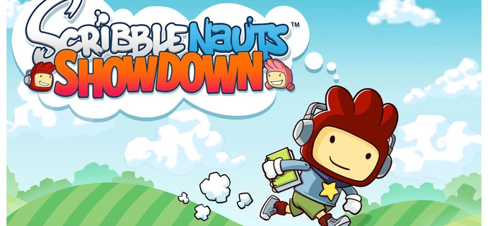 Scribblenauts Showdown Review Word Soup  Everybody Plays